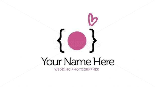 Wedding Photographer Ready Made Logo Designs