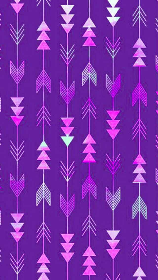 Purple Arrow Purple Wallpaper S8 Wallpaper Wallpaper Iphone Cute