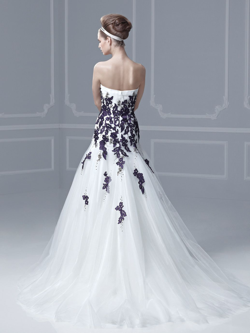FARLEY / Blue Collection / Enzoani / Available Colours : Ivory ...