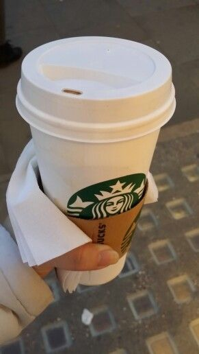 Starbucks hazelnut macchiato venti