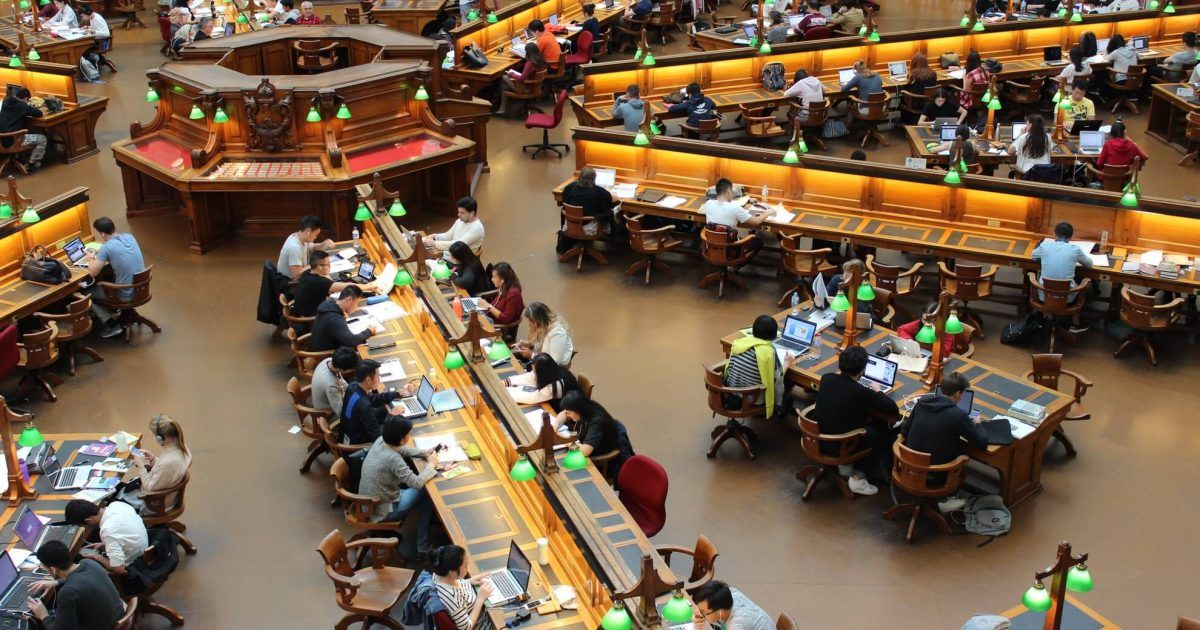 If you're looking for a great coworking space, it just may be time to check out your local library.
