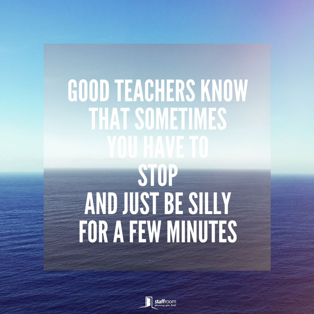 StaffroomEducation Education Teacher Quote Teaching