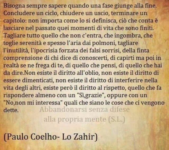 Paulo Coelho Citazioni Aforismi Frasi Citazioni Citazioni