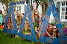 Texas Tri Delta Sorority | University of Texas at Austin