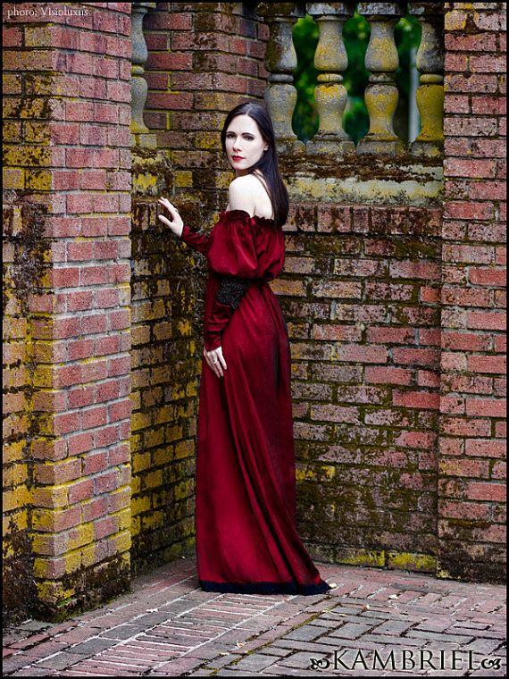 morgane fantasy gown