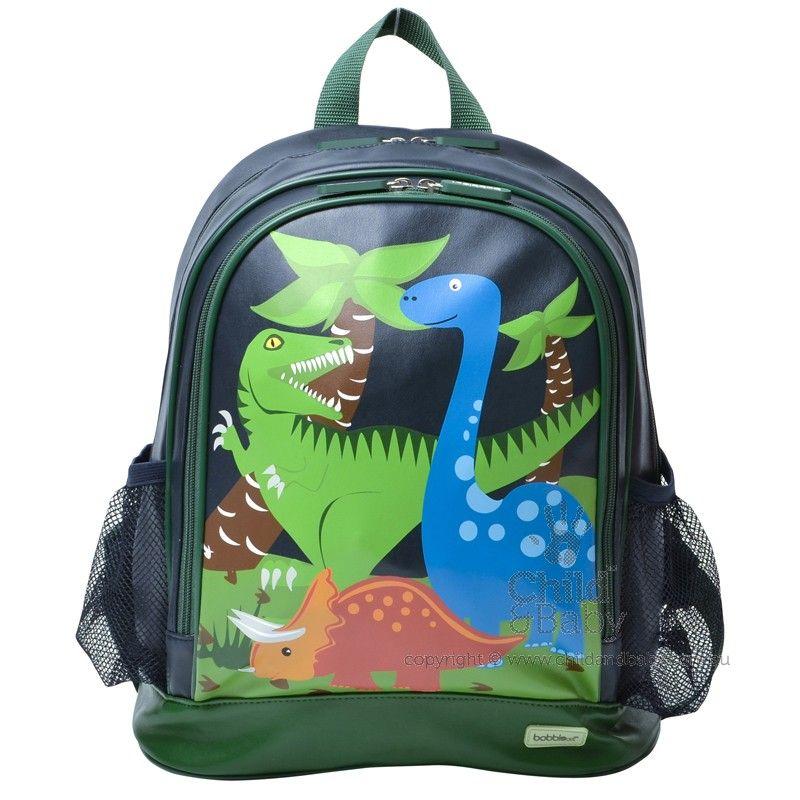 922bc0ce30 Bobble Art Dinosaur PVC Backpack