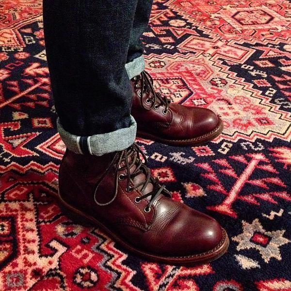 chippewa dress boots