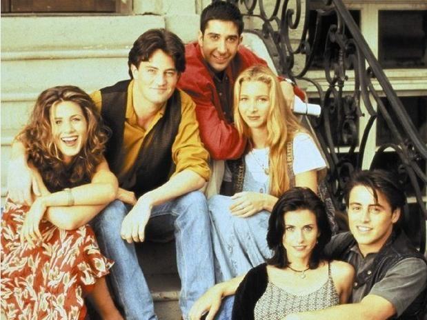 Friends foi uma das séries de maior sucesso na TV americana  Foto: IMDB/Reprodução  via Terra
