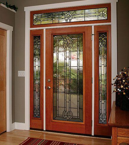 Odl Decorative Door Glass Legacy Master Entryways