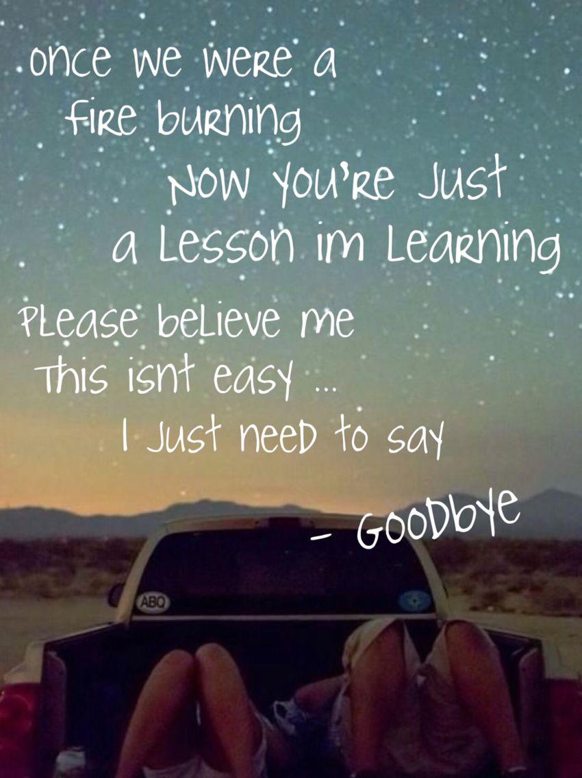 goodbye who is fancy lyrics song lyrics quotes goodbye