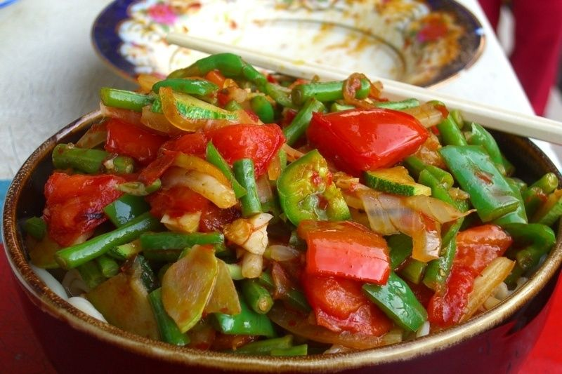 Xinjiang cuisine food of the uighur people in kashgar china recipes xinjiang food forumfinder Image collections