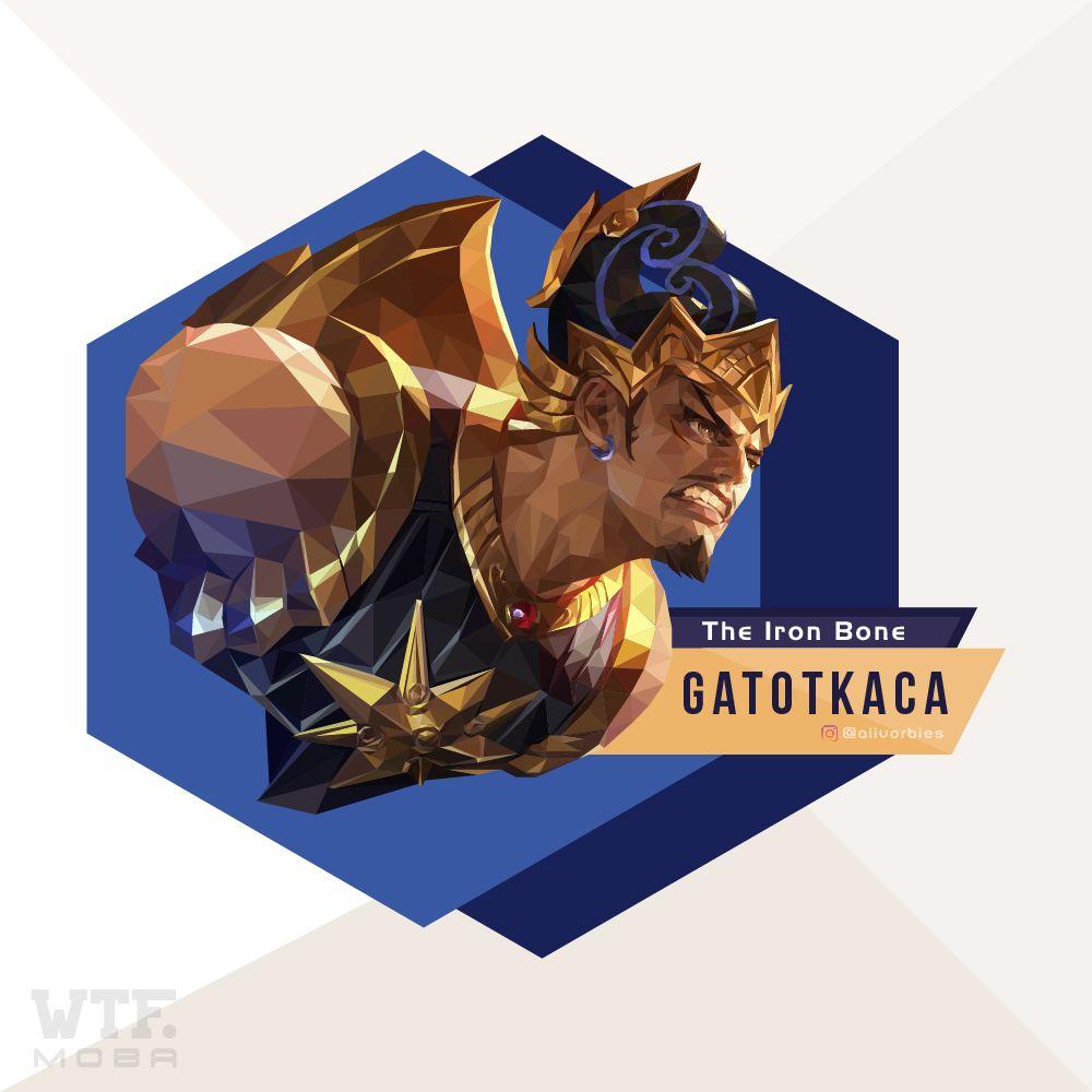 Gatot Kaca Mighty Legend Om Telolet Om Mobilelegends