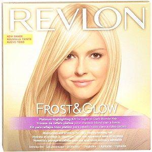 Revlon Frost Glow Highlighting Kit Platinum I Use This Now On