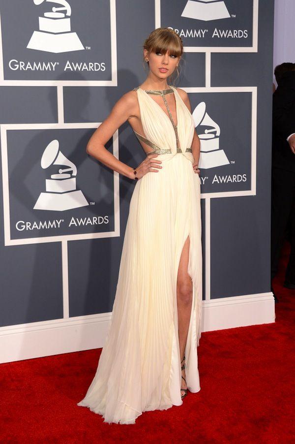 #Enquete: escolha a mais bem vestida do Grammy!