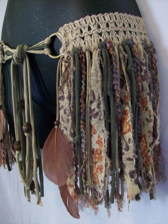 a202f98ea8cf Hip skirt hip belt pixie skirt hooping skirt by LamaLuz on Etsy - Women's  Belts -