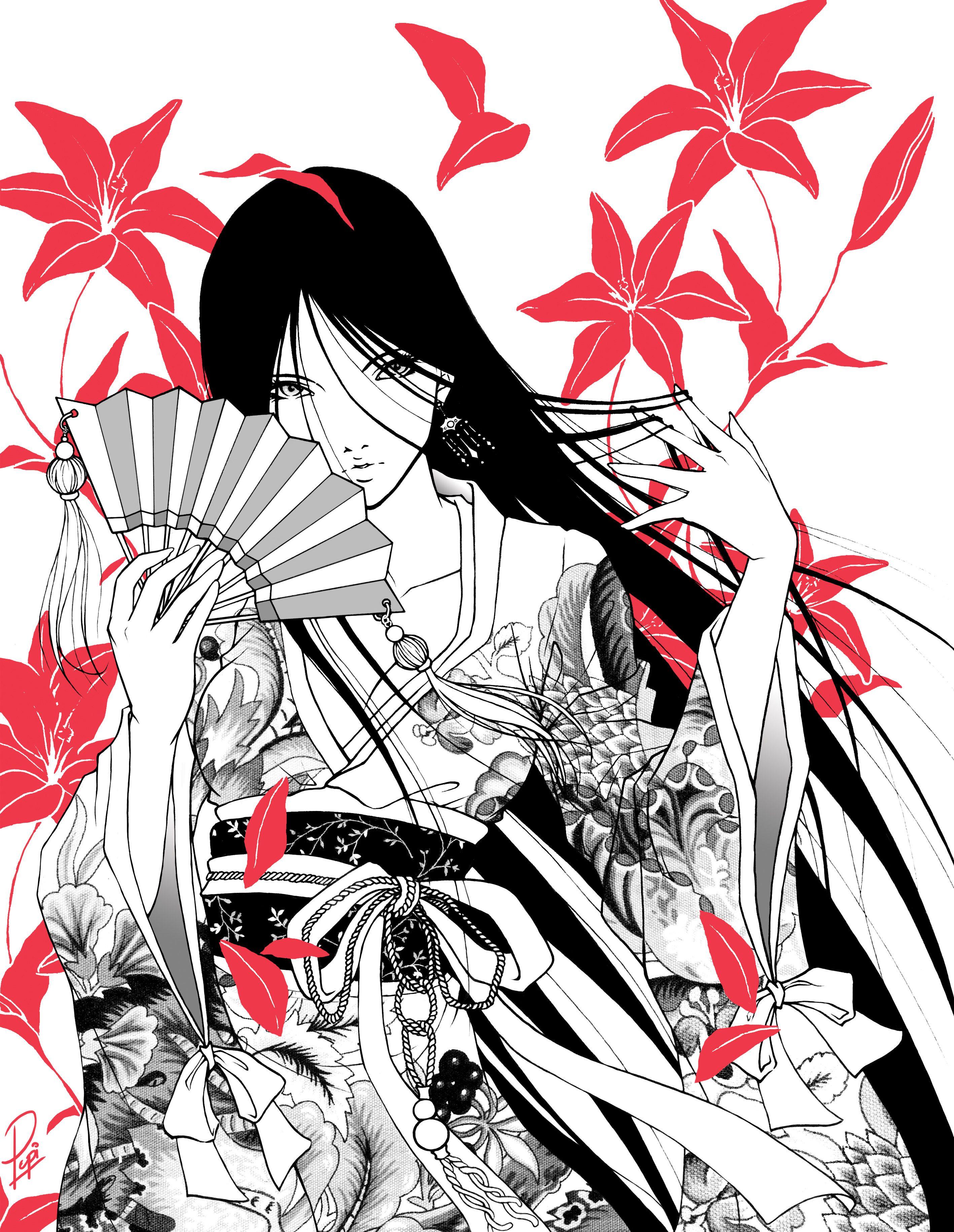 Gueixa geisha tattoo design geisha art japanese geisha japanese art japanese design