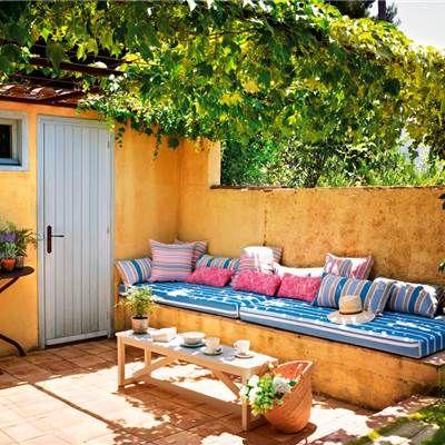 Los mejores muebles de terraza y jard n de el mueble for El mueble especial terrazas