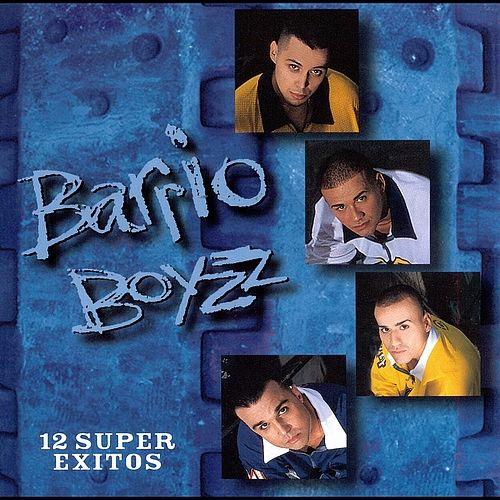 Barrio boyzz | Barrio Boyzz - 12 Super Exitos