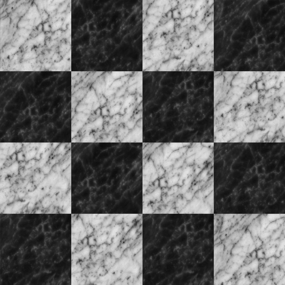 8 Sheets A4 Marble Tile Flooring 1 12 Scale Vinyl Paper Self