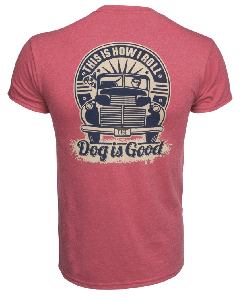 Country music inspired and absolutely adorable, Dog is Good's This is How We Roll tee will catch everyone's eye on Mother's Day!