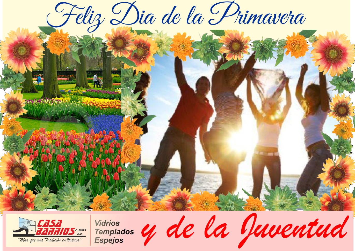 Feliz Dia De Primavera Y De La Juventud Para Todos Nuestros Seguidores Diade Front Yard Landscaping Pin Collection Front Yard