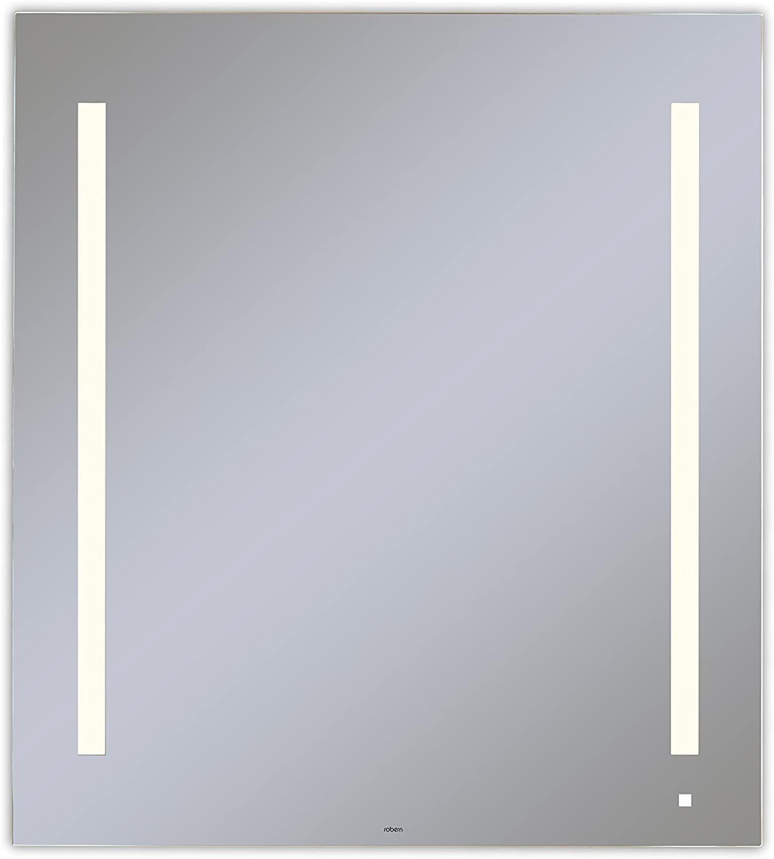 Robern Am3640rfpaw Aio 36 X 40 Lighted Mirror Home Kitchen Bath Bathroom Accessories Bathroom Mirrors De Mirror Mirror With Lights Luxury Home Decor 36 x 40 mirror