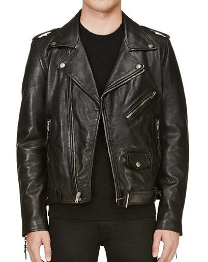 BLK DNM $995, available at ssense.com | Vestes de moto | Pinterest ...