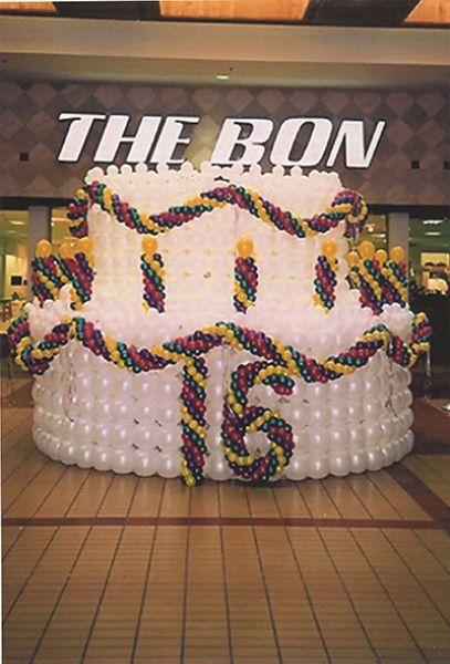 Balloon Magic - Capital Mall birthday job