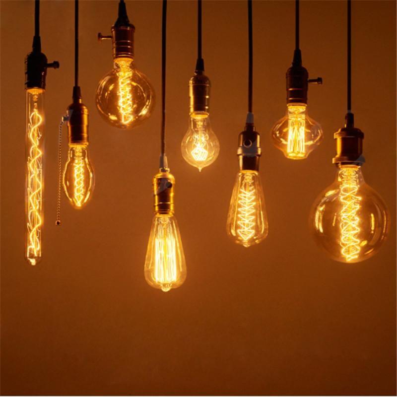 Incandescent Retro Vintage Look Light Bulb   Bulb, Filament
