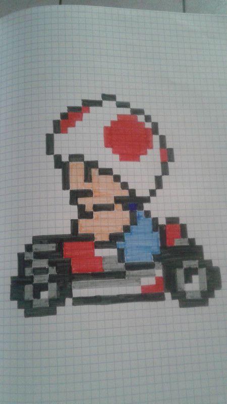 épinglé Par Loki Sur Kariert Zeichen Dessin Pixel Pixel