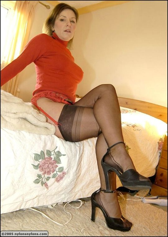 Stockings And Pantyhose Porn Movies