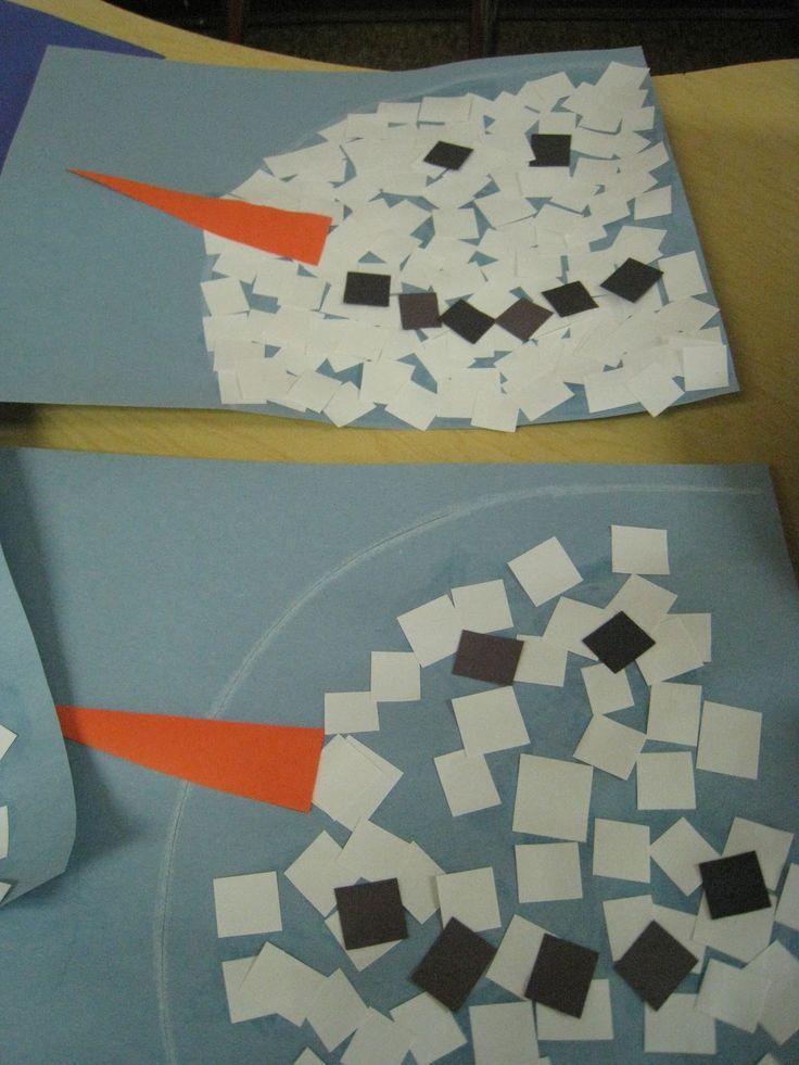 Construction Paper Craft