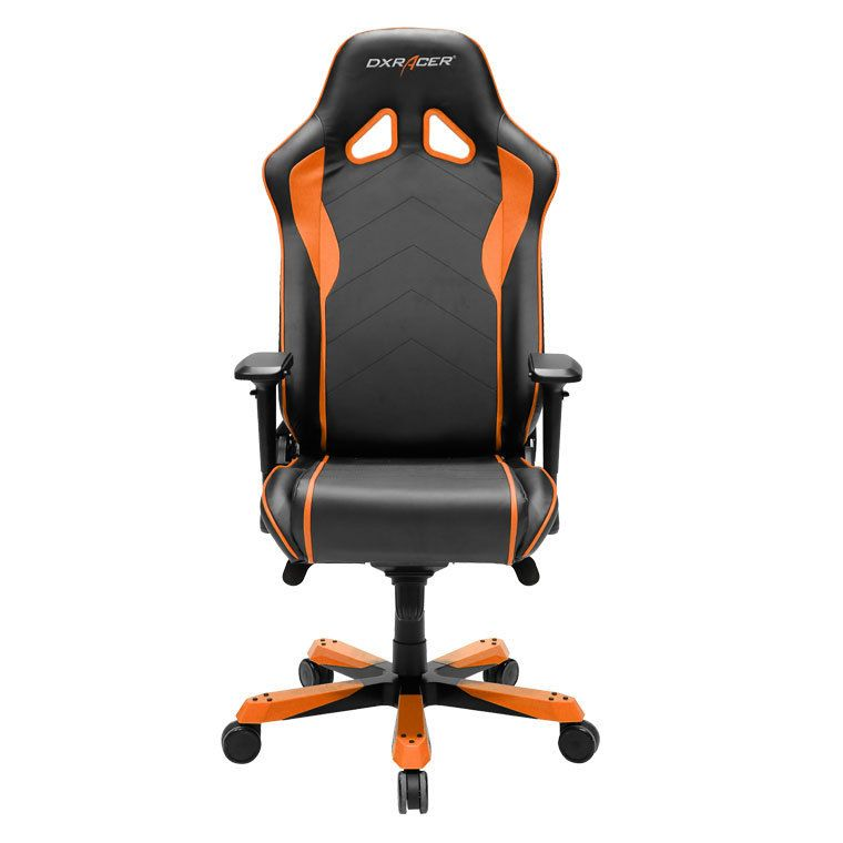 Dxracer Sj08no Big And Tall Ergonomic Executive Chair Gaming Office Chair Orange Chairs Gaming Chair Chair Orange Chair