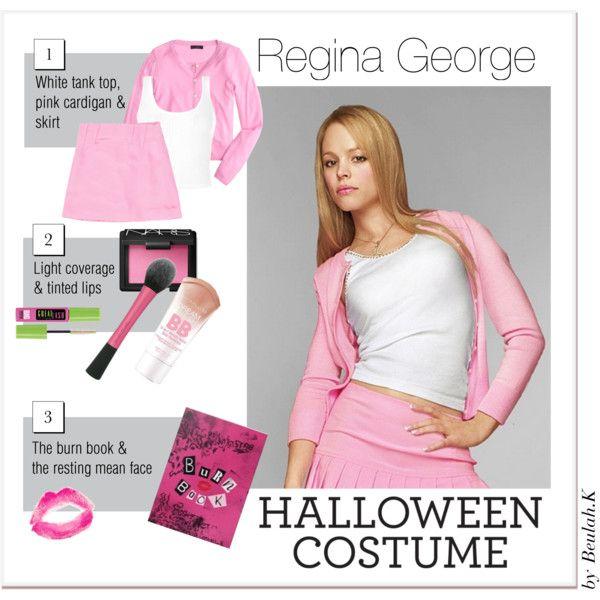 Costume Halloween Regina.Regina George Halloween Costumes Diy Halloween Costumes For