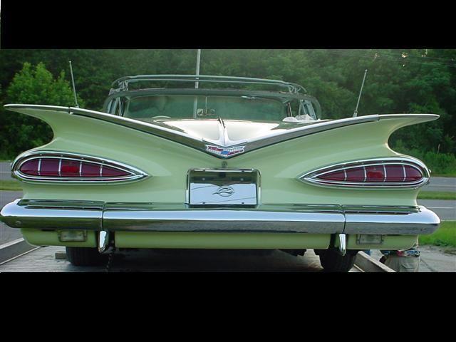 105 1958 1964 Chevrolet Impala Parts Impala Car Chevrolet