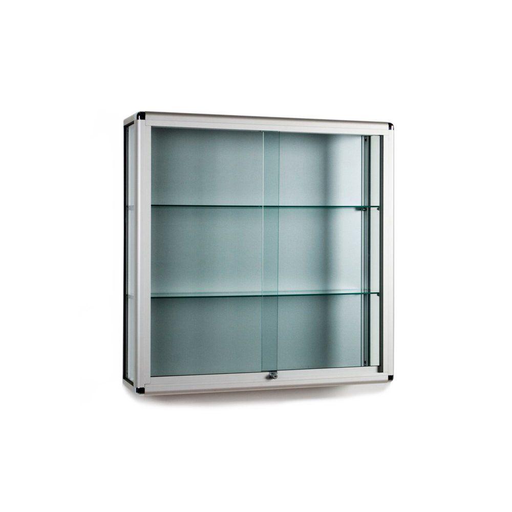 Wall Mounted Display Shelves Glass Cabinets Display Wall