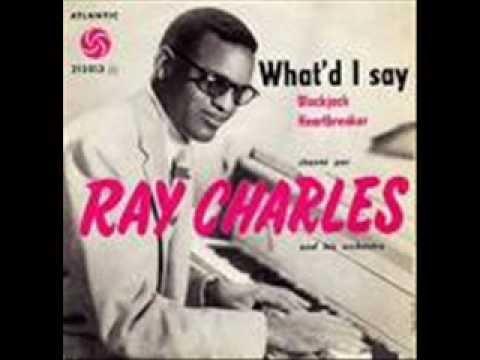 Ray Charles I Got A Woman Musica Musica E Vida Musical