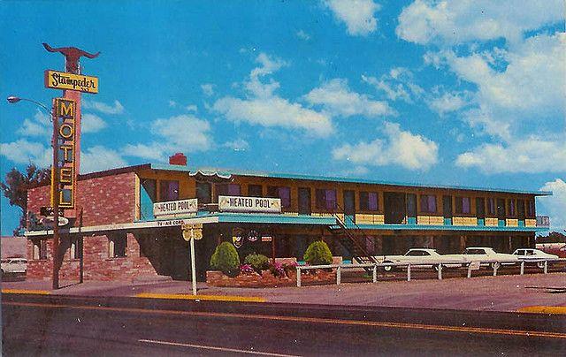 The Stampeder Motel Ontario Oregon Oregon Hotels Ontario