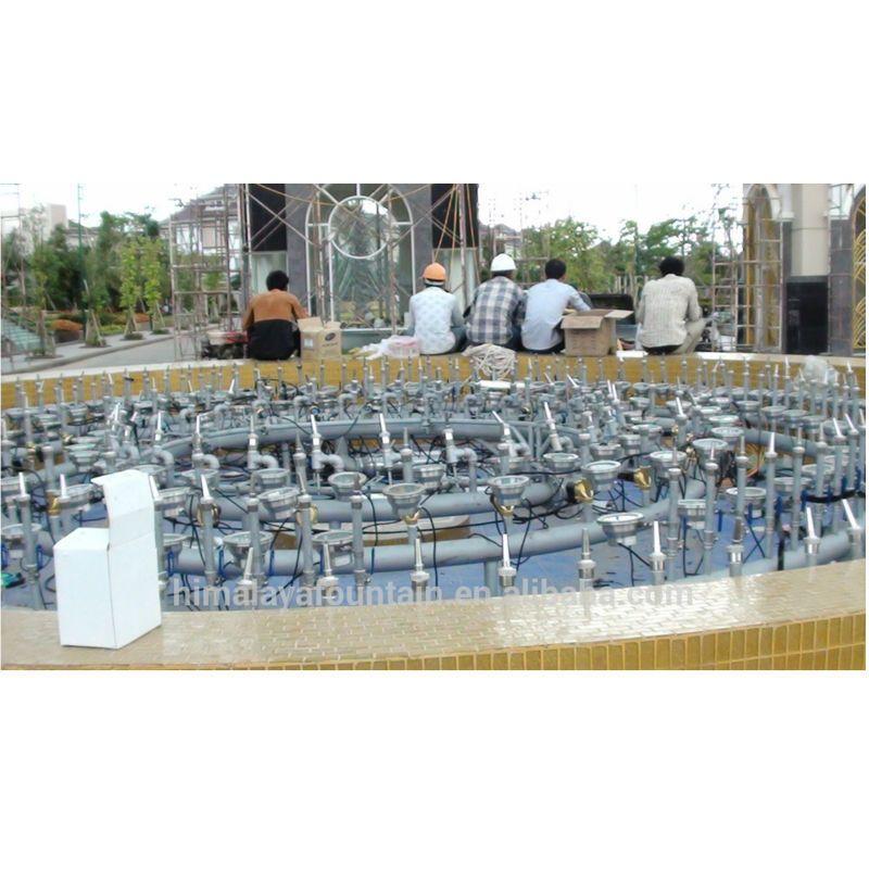 Big Water Fontana Show, Ver la fuente de agua, Himalaya Fountain Music Detalles del producto de Changsha Himalaya Música Fuente Co., Ltd. en Alibaba.com