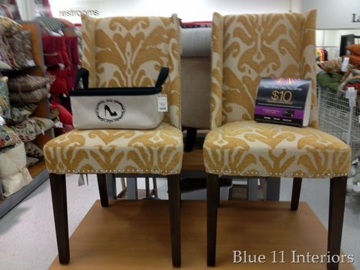 Saw These At Cynthia Rowley Chairs At Tjs Marshalls Home