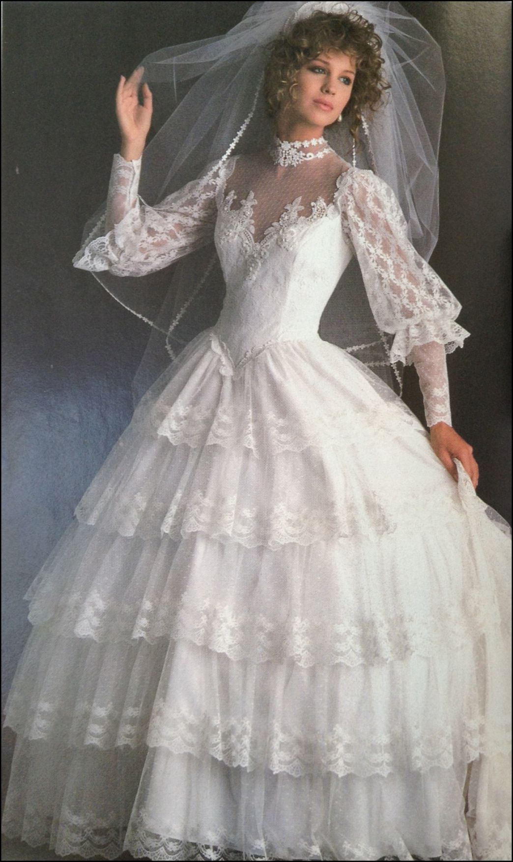 2019 80s Wedding Dress - Dresses for Guest at Wedding Check more at ...