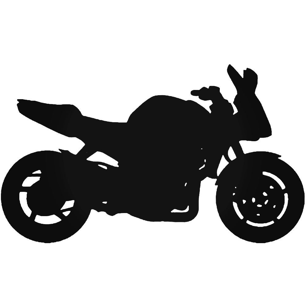 Yamaha fz1 motorcycle vinyl decal sticker ballzbeatz com