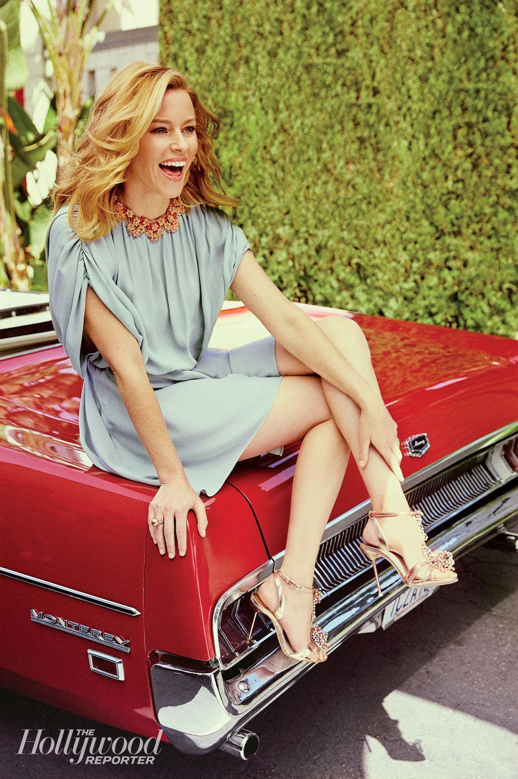 Absolutely superb piece on the amazing Elizabeth Banks and women in film by The Hollywood Reporter.