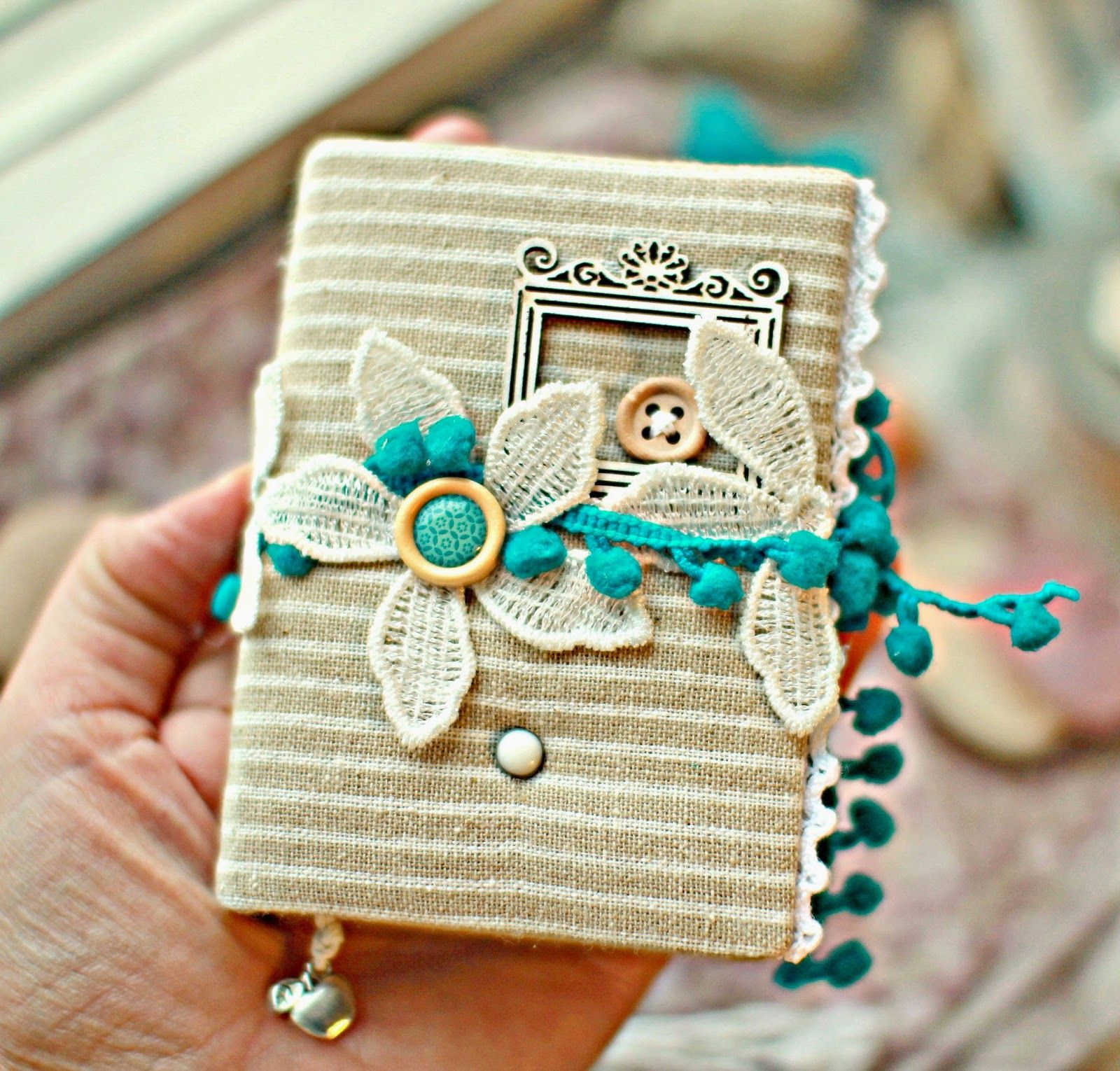 Просто жить... любить ♥ творить...: блокноты