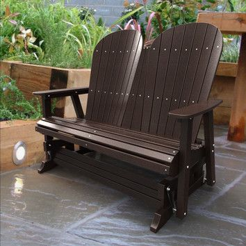 Jamestown Double Patio Glider By Malibu Outdoor Living