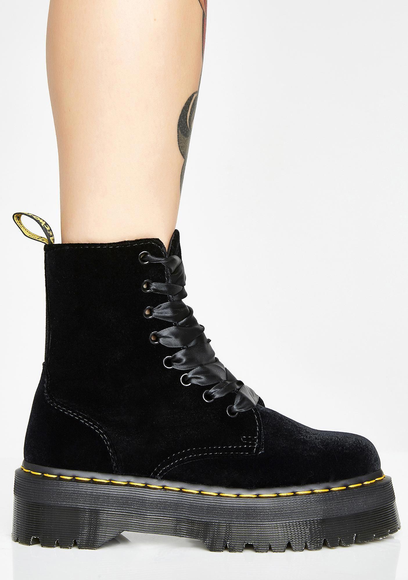 JADON VELVET | Women's Boots, Shoes & Sandals | Dr. Martens
