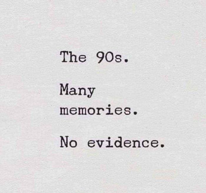 90s is love!