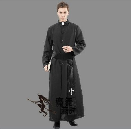 In Alabama it's illegal to dress-up as a priest. #Halloween ...