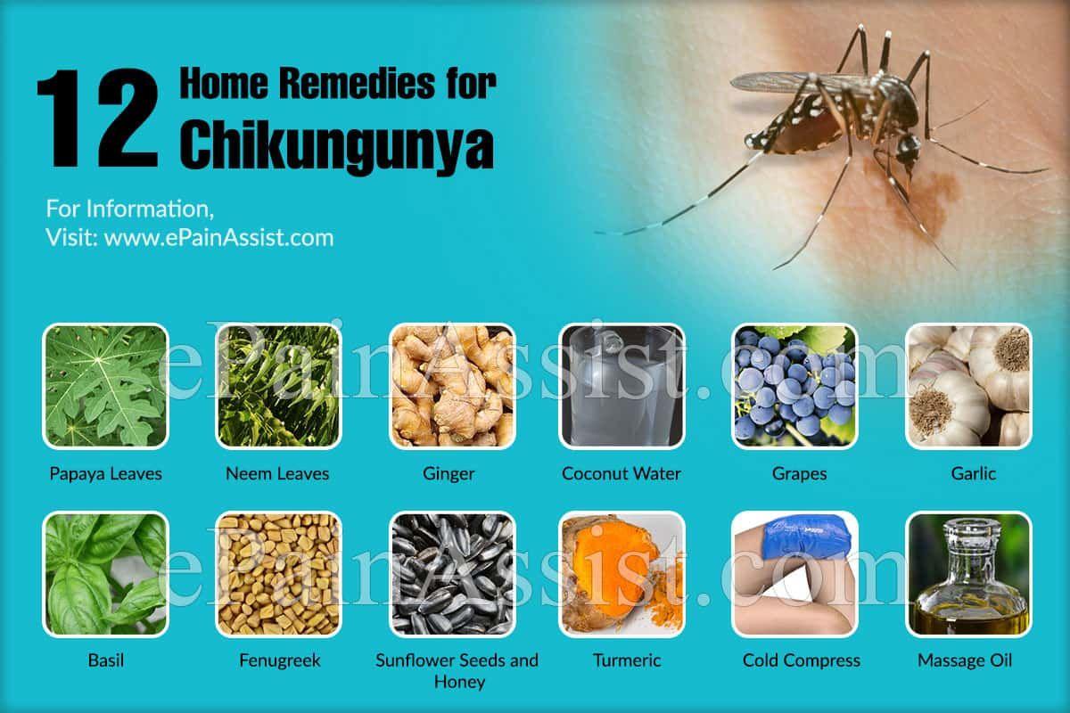 12 Simple Home Remedies For Chikungunya Home Remedies For Acne Headache Remedies Home Remedies For Skin