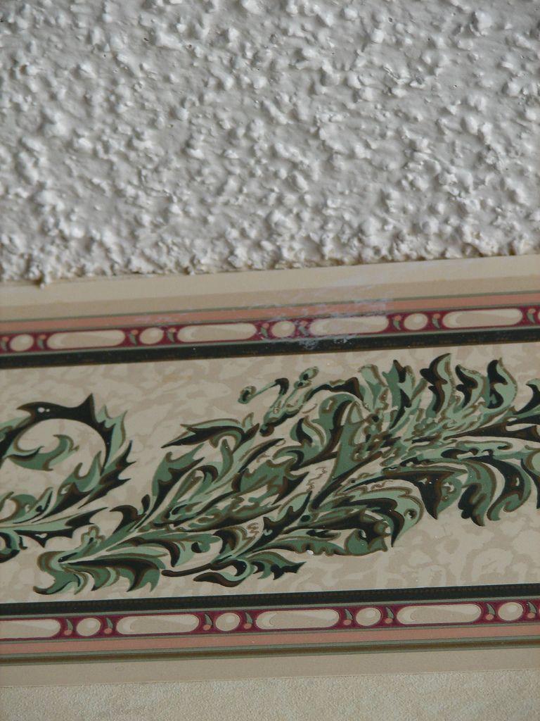 Remove a Wallpaper Border | Removable wallpaper, Wallpaper ...